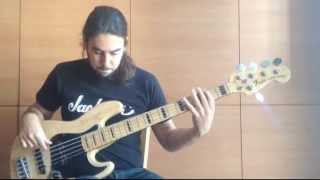 Toto - Animal [Bass Cover]