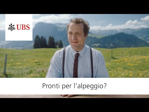 Estate in alpeggio UBS - Dung Shifting Manager