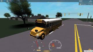 Roblox Gameplay, Maryland Transit Inc Charles county roleplay part 1