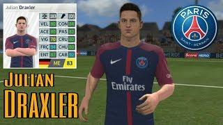 Julian Draxler • Skills & Goals • Dream League Soccer  2017