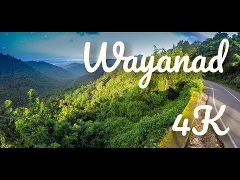 GoPro Hero 5 | Calicut - Wayanad - Bangalore | 4K | Bike Ride