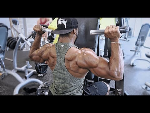 SHOULDER workout you should be doing | Full Routine & My Top Tips