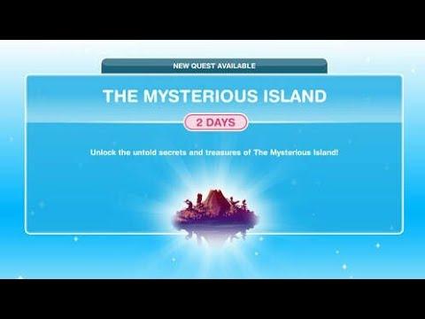 Cara Menyelesaikan The Mysterious Island Quest di The Sims FreePlay [Bahasa Indonesia] thumbnail