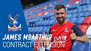 JAMES MCARTHUR | New Contract Interview