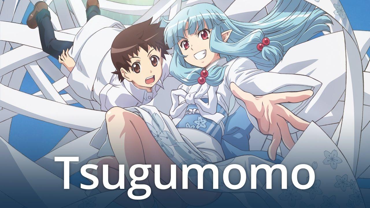 Tsugomomo anime