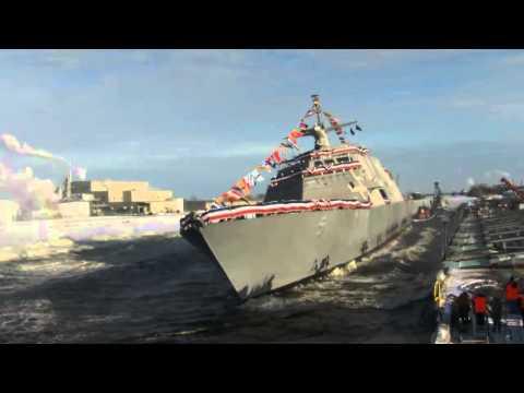 LCS 5 Milwaukee Side Launch
