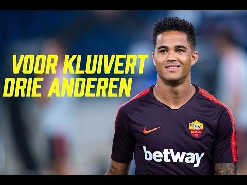 Justin Kluivert Moet in Januari Maken dat hij Wegkomt!