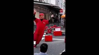 2018.10.14長者町ゑびす祭り バルーンアート thumbnail