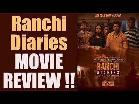 Ranchi Diaries MOVIE REVIEW:Film has Unique Concept but POOR STORYLINE   FilmiBeat