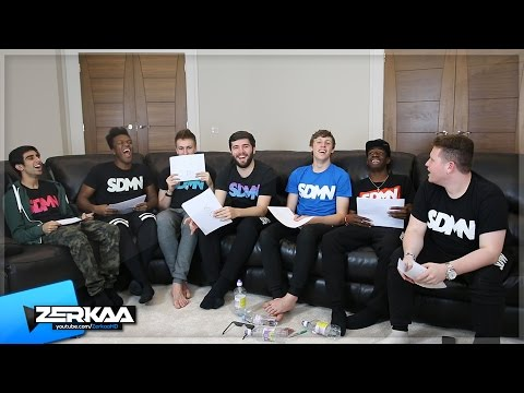 THE SIDEMEN VOTING GAME