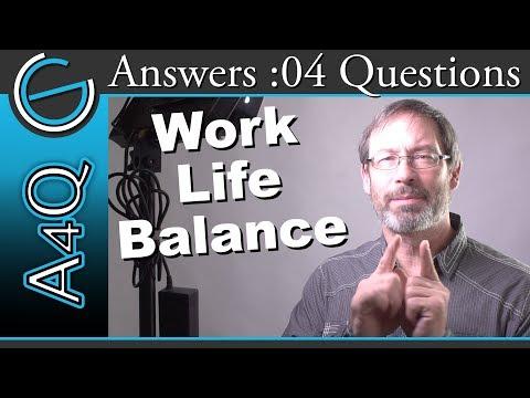 The Creative Trap [Response to Simon Cade] work life balance