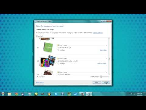 How To Transfer Photos From Your Android Phone To The Computer (Windows 7)
