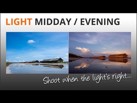 Photography Tips: Best Light for Landscapes