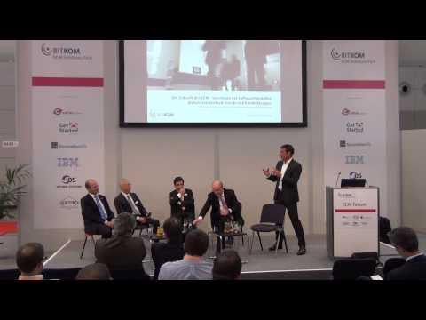 Die Zukunft des ECM - Vorstände der Softwarehersteller diskutieren zentrale Trends und Entwicklungen