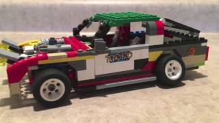 Lego Nissan 240sx 1993