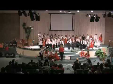 Carden Christian Academy Christmas Play 2014