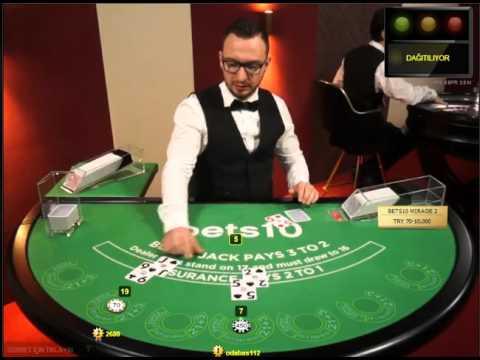 Tipping etiquette casino