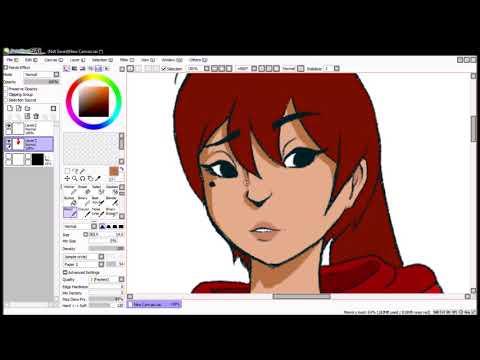 Princess Marco [Star Vs The Forces Of Evil | Speedpaint | Paint Tool Sai]