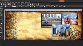 Tutorial: PaintShop Pro X5 - Create a Facebook Timeline cover collage