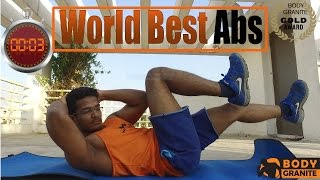 Top 4 Best Abs Exercises - 4 Best Abs In The World ( 2017 )