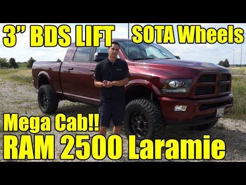 Lifted 2017 Ram 2500 Cummins Mega Cab 3 Quot Bds Lift Sota