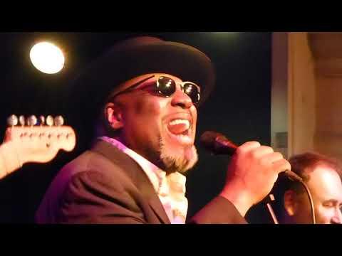 Big Daddy Wilson - Texas Boogie (Schwarzer Hasen Wangen Im Allgäu, 24.11.17) HD