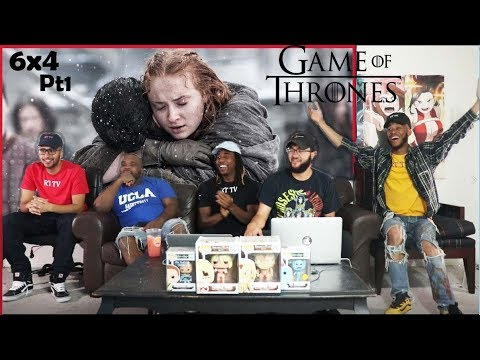 "Game Of Thrones Season 6 Episode 4 ""Book Of The Stranger"" Pt. 1 Reaction/Review"