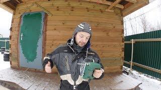 Обзор. Лобзик Hammer Flex LZK550L. Малыш и пилит и пылит.