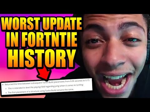 Fortnite RUINED Building.. MYTH CRIES! 90s VAULTED?