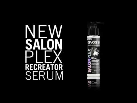TVC Syoss SALONPLEX Serum + promotion SCANDINAVIA