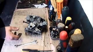Солекс для ЛУАЗ, двигатель МЕМЗ 968, 1200, 40 лс. ч2.
