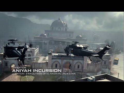 NEW Season 3 DLC map ANIYAH INCURSION |