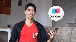 Looking for a Language Partner? Tandem App Review 2019 - BigBong