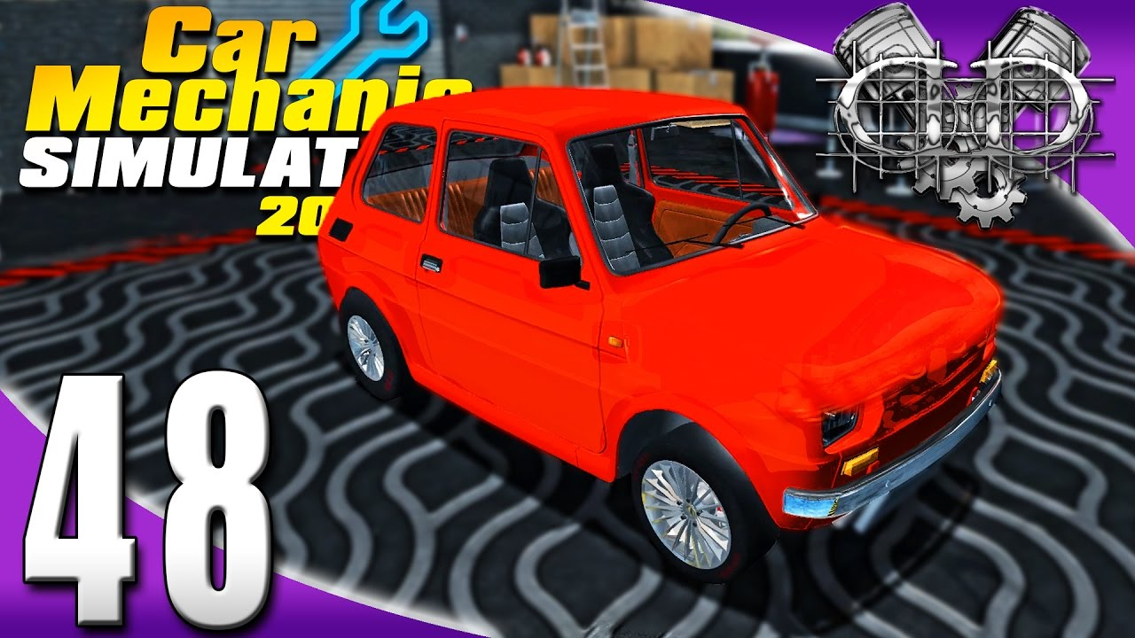 Car Mechanic Simulator 2015 EP48 Maluch V6 Dragster