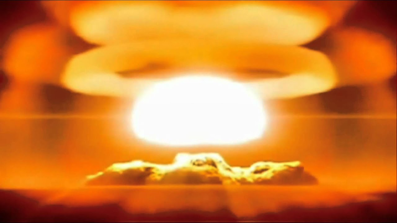 an analysis of the background of the atomic bomb