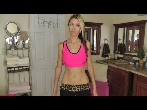 Fitness: Ab Workout At Home