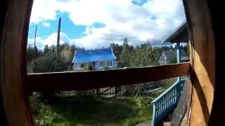 Лайфхак для установки пластиковых окон в деревянном доме.life hacking