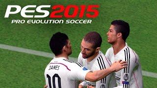 Pro Evolution Soccer 2015 PC - Testando o jogo (PT-BR)