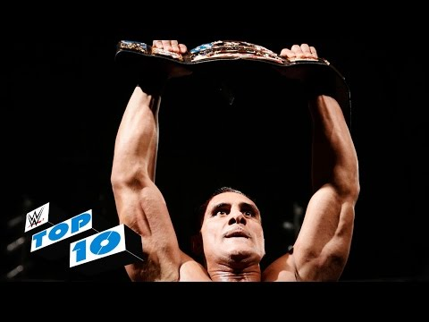 Top 10 SmackDown moments: WWE Top 10, January 14, 2016