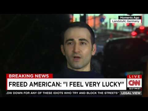 Amir Hekmati Speaks Out For the First Time