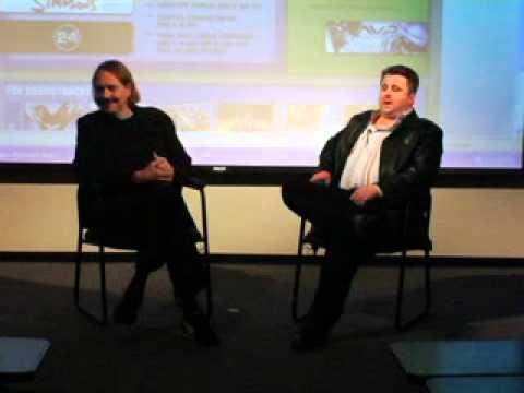 Loyola University Forum with Greg Curtis of Fox Music Publishing, Inc.