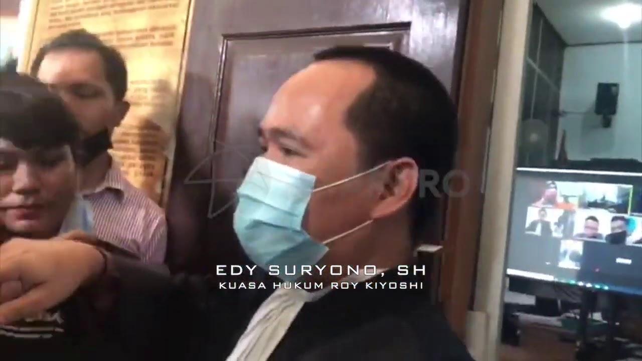 Divonis Hakim Rehab Rawat Inap 5 Bulan, Roy Kiyoshi Malah Minta Rehab Jalan -Star Upadate- 12/08