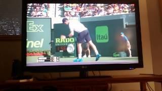 Andy Murray vs Anderson ATP tennis 2015