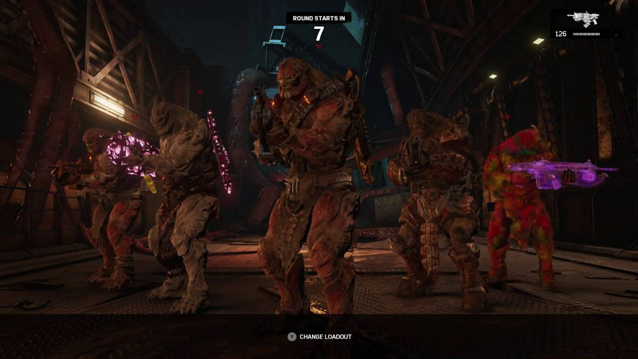 Gears of War 4 connection issues