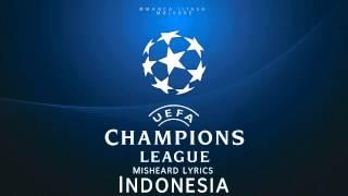 Lagu lucu uefa champions league