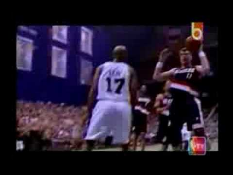 1999 NBA Playoffs: San Antonio Spurs vs Portland Trail Blazers
