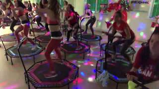 Jumping Party ПРАЗДНИКИ-ПРОКАЗНИКИ, Olisha| Фитнес на батуте, Полоцк Новополоцк