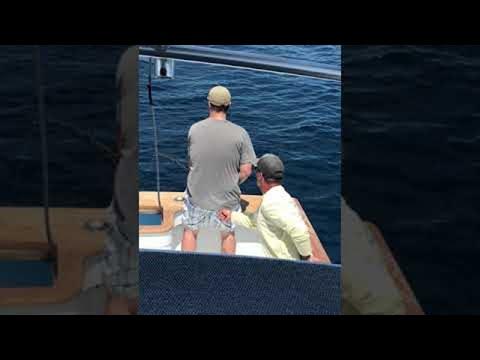 Fishing Pole Prank