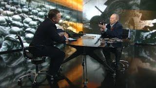 Советский фронтовой оператор Борис Соколов – о съёмках взятия Рейхстага