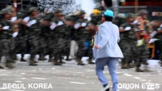 국군의 날 시가행진 해병대 ROKMC Military Parade @ SEOUL KOREA